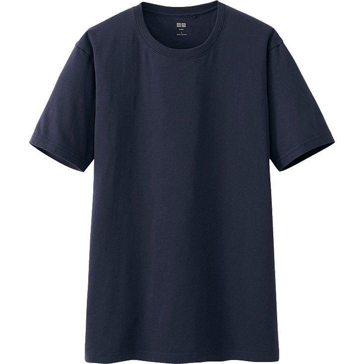 men supima cotton crew neck short sleeve t shirt boost sales